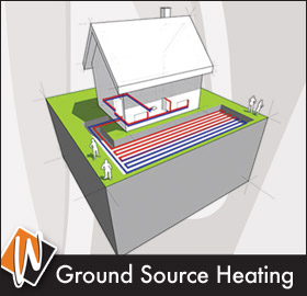 Ground Source Heating