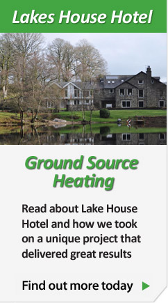 Lakes House Hotel Ground Source Heating