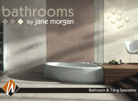 Bathrooms by Jane Morgan