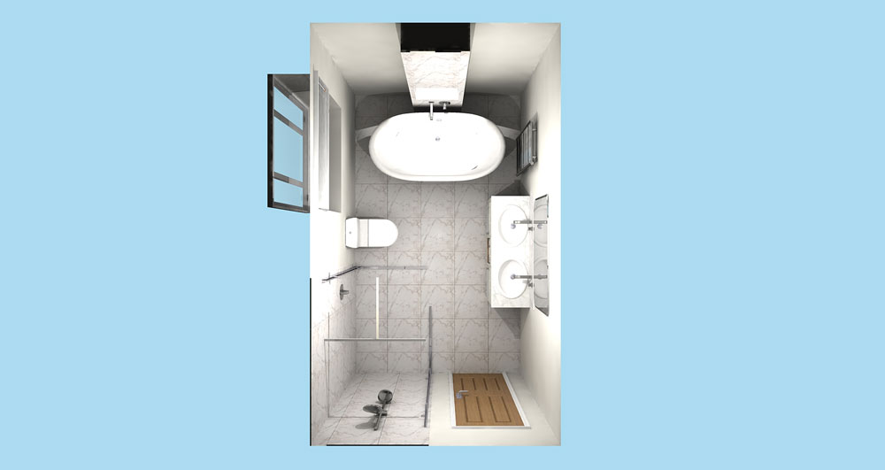 Bathroom design service wheildons heating and plumbing for Bathroom design service
