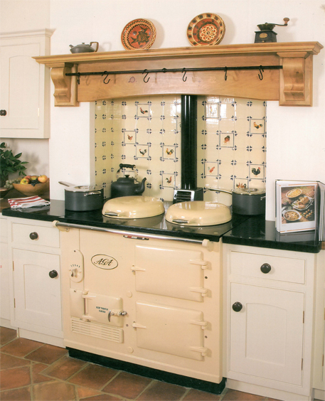 Aga and Rayburn Servicing