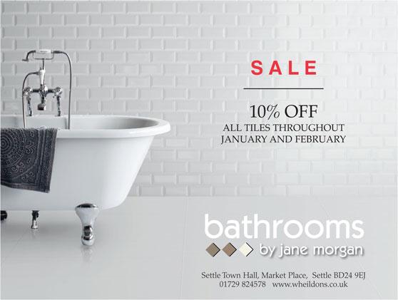 January and February Sale